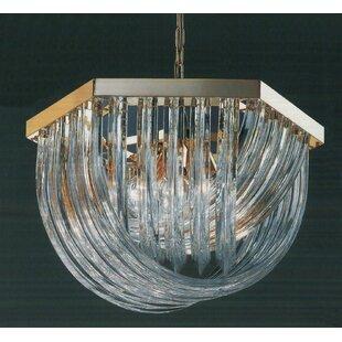 Classic Lighting Murano 24-Light Novelty Chandelier