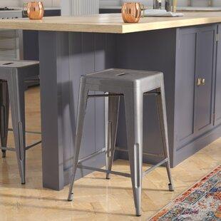 Trent Austin Design Jerome Backless Metal 24.25