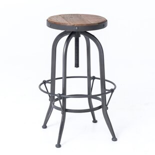 Ludovic Adjustable Height Bar Stool