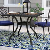 Agawam Metal Dining Table