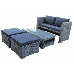 4-Sitzer Sofa-Set Fiorino von Garten Living