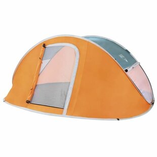 Wimmer Nucamp 3 Person Tent With Carry Bag Image