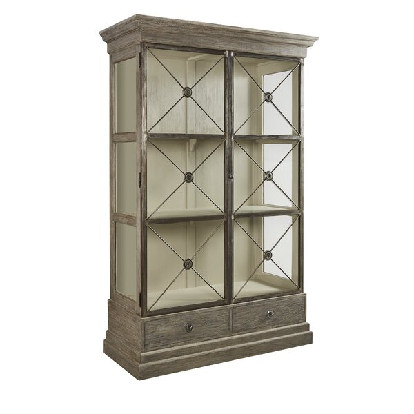 Tall Bookcase With Glass Doors Wayfair