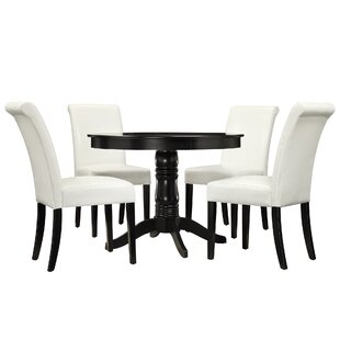 Nordstrom 5 Piece Dining Set by Winston Porter
