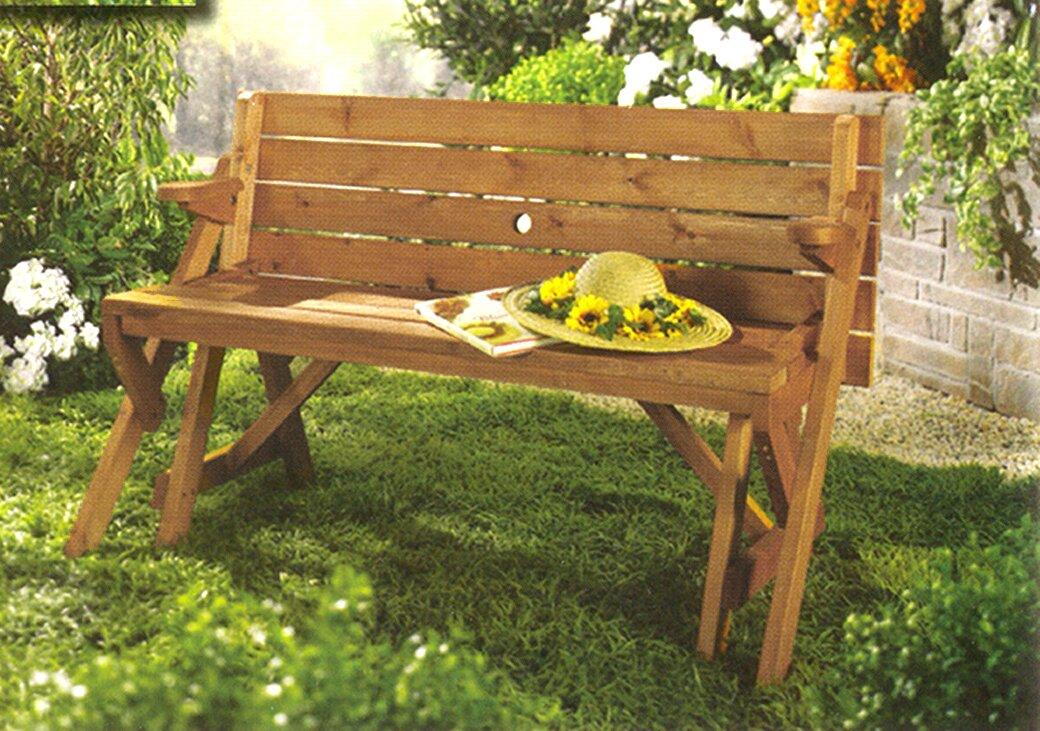 2x4 Garden Bench Inspiration
