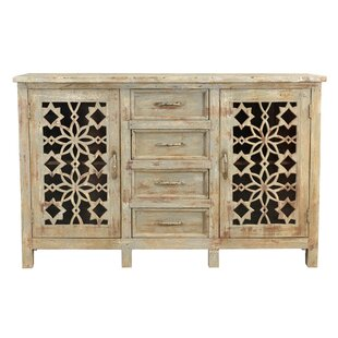Milliron Carved Sideboard Bungalow Rose