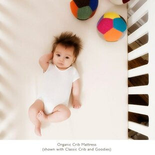 Pure & Simple Organic & Natural Crib Mattress