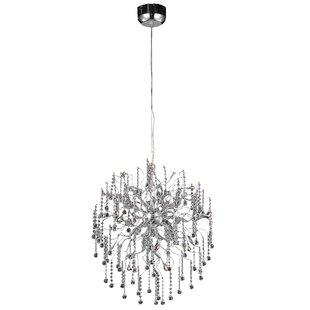 Everly Quinn Verda 15-Light Sputnik Chandelier