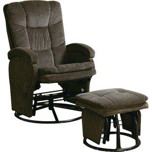 Wildon Home ® Vanceboro Chenille Glider ..