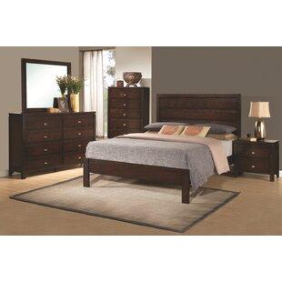 Wrought Studio Emme Panel Configurable Bedroom Set