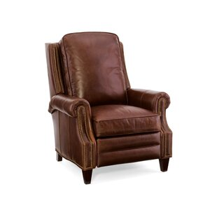 Aaron Leather Recliner Bradington-Young