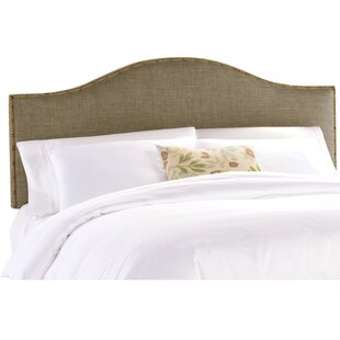 Cybille Upholstered Panel Headboard by Skyline Furniture