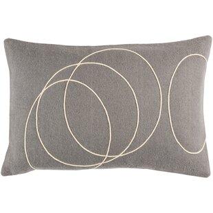Bold Wool Lumbar Pillow