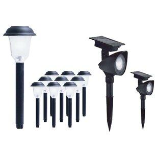 Jiawei Technology LED Landscape Lighting Set (Set of 12)