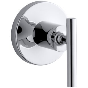 Purist Valve Trim with Lever Handle for Transfer Valve