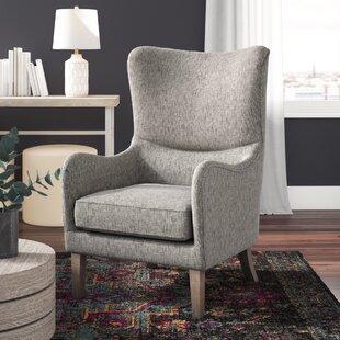 Granville Swoop Wingback Chair ByLaurel Foundry Modern Farmhouse