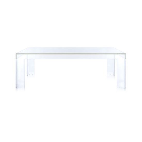 Invisible Side Table Reviews AllModern - Invisible coffee table