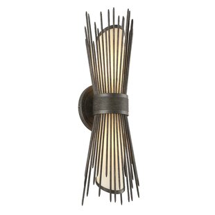 Compare & Buy Karla 2-Light Metal Outdoor Sconce By Bloomsbury Market
