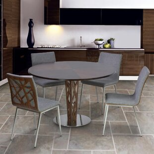Bonetti 5 Piece Dining Set Orren Ellis