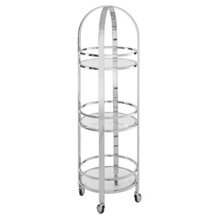 Spalding Serving Cart By Canora Grey