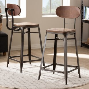 Jann 26 Bar Stool (Set of 2)