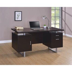Onancock Desk by Orren Ellis Today Sale Only