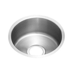 Lustertone 14 38 X 14 38 Undermount Single Bowl Kitchen Sink
