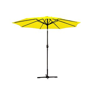 9' Market Umbrella by Jeco Inc.