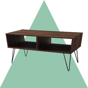 Carmelo Angled Coffee Table by Hashtag Home