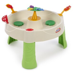 Frog Pond Outdoor Round Sand And Water Table By Little Tikes