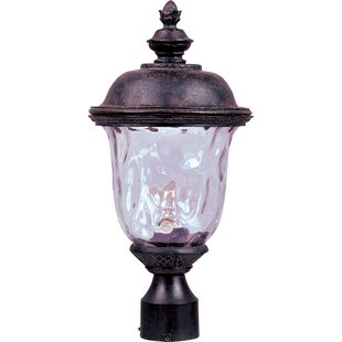 Patidar Outdoor 1-Light Lantern Head