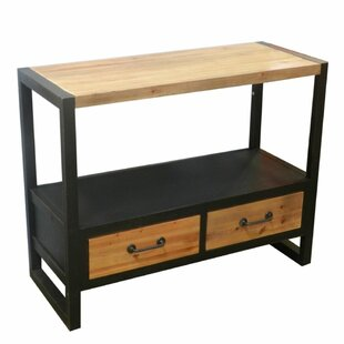 Verma Classy Wooden Console Table