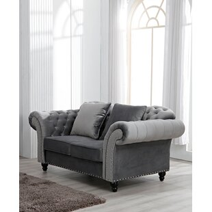 Hobert 2 Seater Sofa By Canora Grey