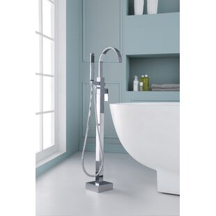 Ariel Bath Single Handle Floor Mounted Fr..