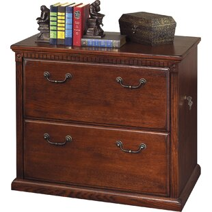 Martin Home Furnishings Huntington Oxford 2 Drawer Lateral File Cabinet