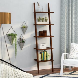 Elna Ladder Bookcase by Latitude Run 2019 Sale