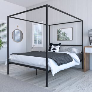 Bianna Queen Canopy Bed