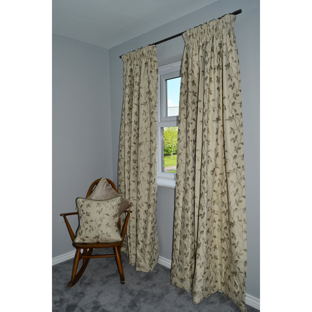 Choate Tailored Eyelet Blackout Thermal Curtains