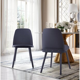 Fordham Dining Chair (Set of 2) Wrought Studio