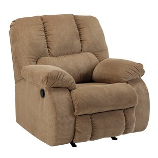 Today Sale Only Roan Manual Rocker Recliner Signature Design by Ashley