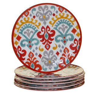 Simen Melamine Dinner Plate (Set of 6)