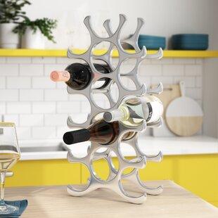 Hardy 15 Bottle Tabletop Wine Rack By Metro Lane