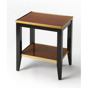 Meraz End Table by Charlton Ho..