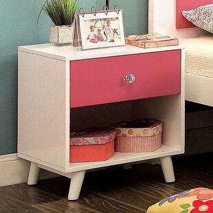 Reviews Dealba 1 Drawer Nightstand By Mack & Milo