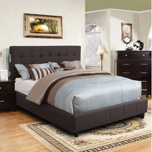Compare prices Jayjay Upholstered Platform Bed by Hokku Designs Reviews (2019) & Buyer's Guide