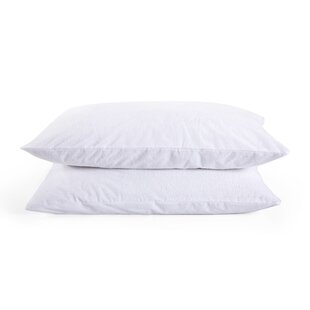 Bronte Bed Bugs Proof Zippered Pillow Protector (Set of 2)