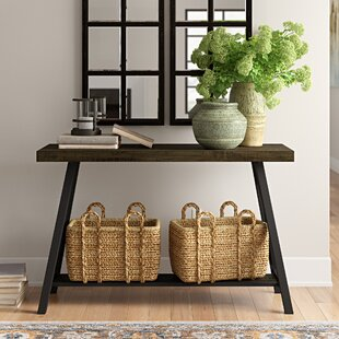 Brookneal 47.25 Console Table by Three Posts