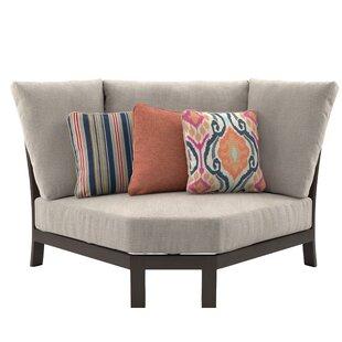 Mistana Luciano Patio Chair with Cushions..