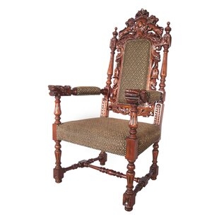 The Grand Heraldic Arm Chair by Design To..