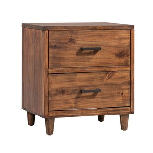 Ballentine 2 Drawer Nightstand by Foundry Select 2019 Coupon